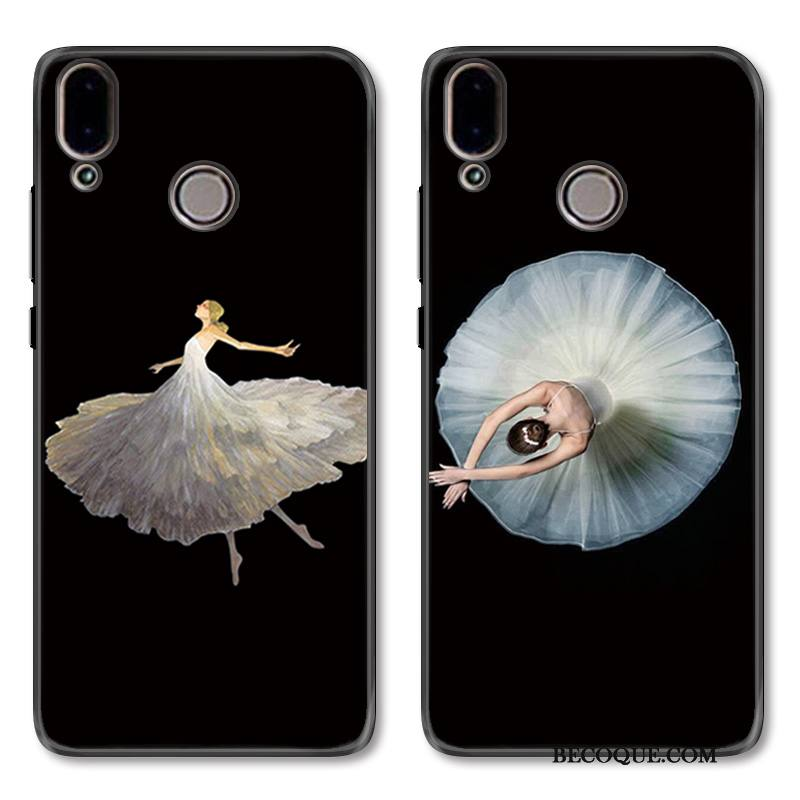 coque huawei p smart dirty dancing